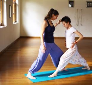 cours de yoga individuel maitri
