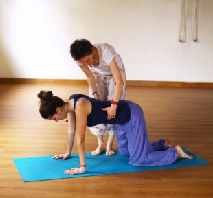 cours yoga individuel maitri