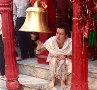 inde temple varanasi maitri yoga