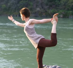 nataraj asana posture shiva maitri yoga