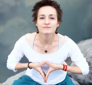 maitri yoga portrait